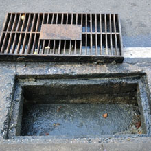 Road Gully Pots and Drains De-Silted Lancaster